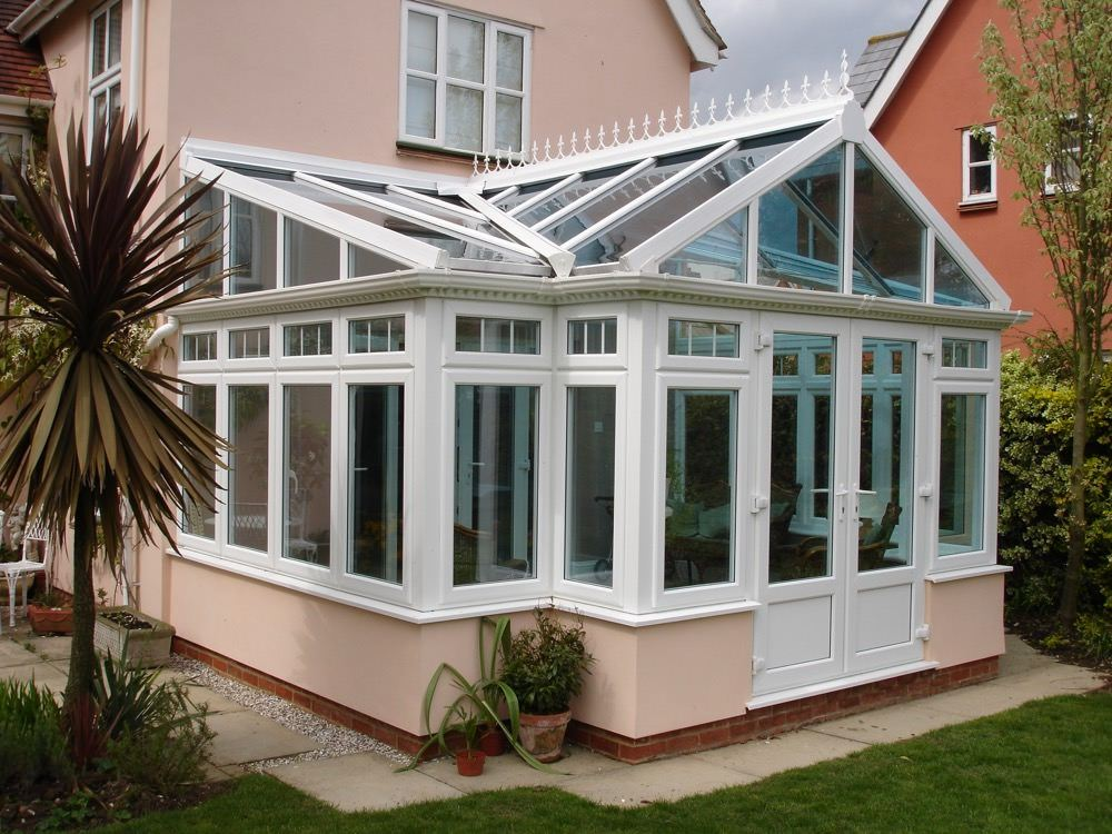 Essex UPVC Conservatory Installation
