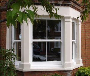 Victorian Sash Window
