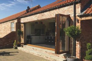 Bi-folding Patio Doors In Epping