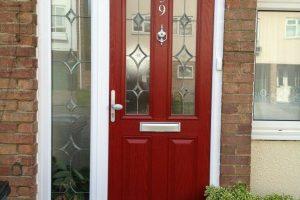 Front Door Installation In Bishop's Stortford